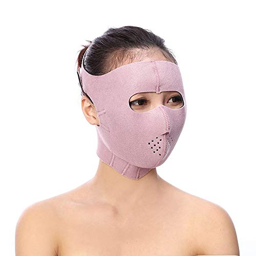 7c5a970513 GY Lifting Facial Adelgazamiento Belt- V Face Bandage Mask Masajeador  Facial Free Thin Face Bandage