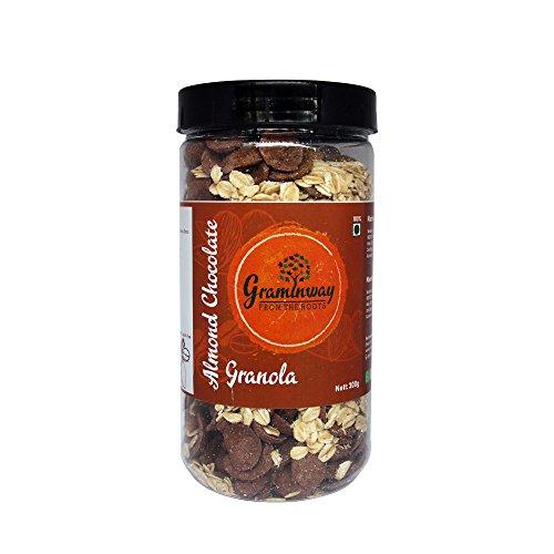 Graminway Healthy Granola Breakfast Cereals, 300 gm