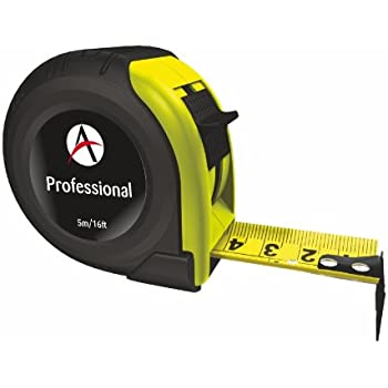 Advent UK/'s Only CLASS 1 MASTER PRECISION 5m//16ft Pocket Tape Measure With Clip