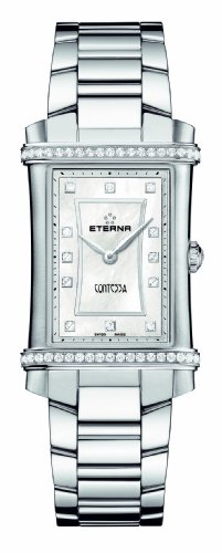 Eterna Women's 2410.48.67.0264 Contessa Two-Hands Watch