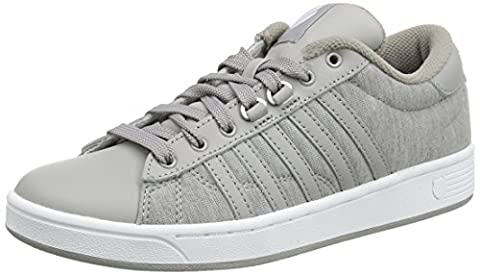 K-Swiss Women Hoke Heather Cmf Low-Top Sneakers, Grey (Gray/Paloma/White 096),
