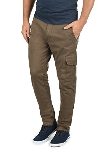 Blend Gustavo Men's Cargo Trousers Pants Stretch Regular- Fit