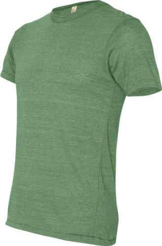 Alternative Herren T-Shirt ECO TRUE GREEN