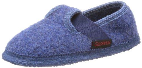 Giesswein Türnberg, Chaussons mixte enfant - Bleu (527 Jeans) - 37 EU