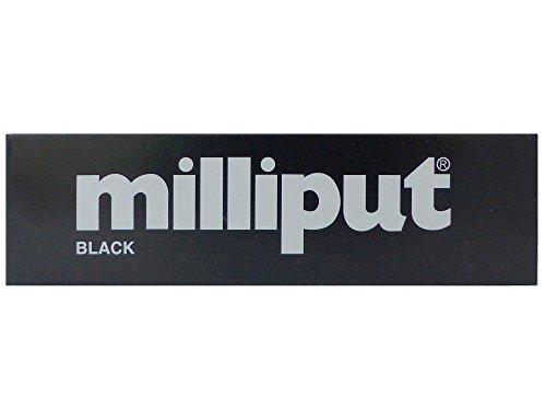 Unbekannt Milliput Epoxy Putty, schwarz