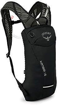 Osprey Katari 1.5 w/Res Hydration Pack - Black, One Size