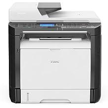 Ricoh SP 325SFNw 1200 x 1200DPI Laser A4 28ppm Wifi multifuncional - Impresora multifunción (Laser, Mono printing, 1200 x 1200 DPI, 250 hojas, A4, Negro, Blanco)