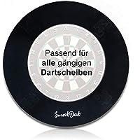 SmartDart Dart Catchring/Surround - Stylisher Wandschutz passend für Jede Dartscheibe und alle Marken
