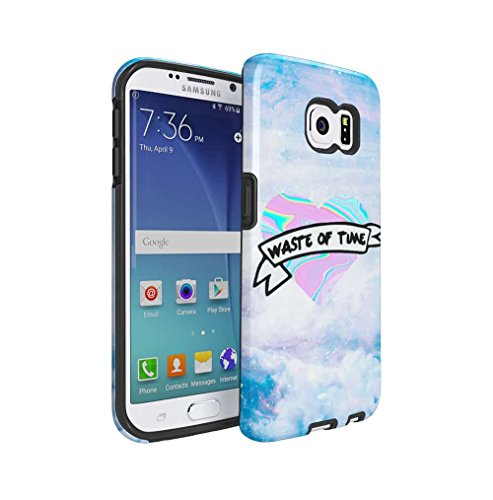 waste-of-time-holographic-tie-dye-heart-stars-space-samsung-galaxy-s6-edge-silicone-inner-outer-hard