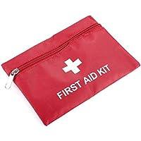 ojofischer 1.4L PVC Erste-Hilfe-Kit Red Camping Notüberlebens Tasche Verband Drug Prämie Matreial preisvergleich bei billige-tabletten.eu