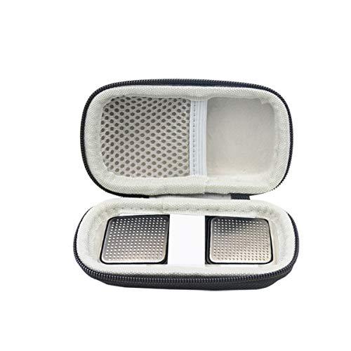 Hart Reise Schutz Hülle Etui Tasche für Kardia Mobile AliveCor mobiler EKG von LUYIBA