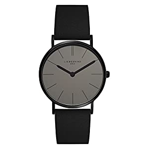 LIEBESKIND BERLIN Womens Analogue Quartz Watch with Leather Strap LT-0131-LQ