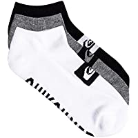 Quiksilver Anckle Pack Socks Calcetines, Hombre, 3, Multicolor (Assorted AST), One Size (Tamaño del fabricante:Única)