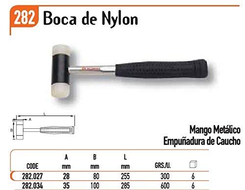 ECOSPAIN Martillo de Nylon 282.034. Marca Palmera