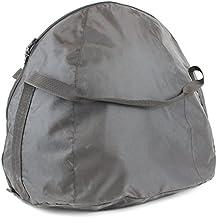 Nerve 15540104 Bolsa para casco de moto, color negro