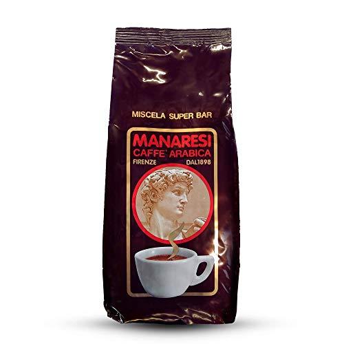 Il Caffè Manaresi caffè in grani Super Bar (Brown) - 1 kg