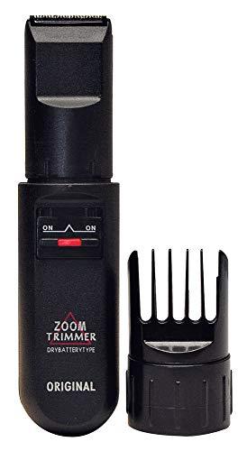 Intim-Trimmer Haartrimmer Intimrasierer Elektrorasierer Damenrasierer batteriebetrieben Rasierer für Herren Damen schwarz