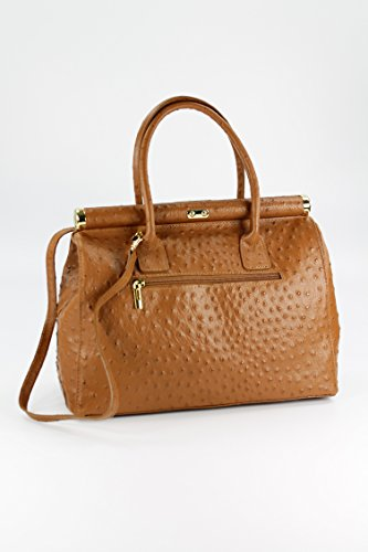 Belli , sac à main femme marron