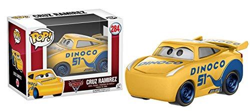 Funko Pop Cruz Ramirez (Cars 3 284) Funko Pop Cars