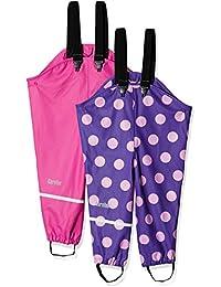 CareTec 550276 - Pantalones impermeable Bebé-Niñas