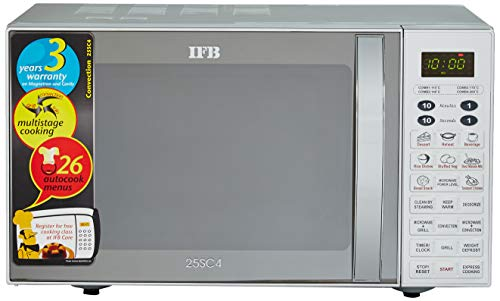 IFB Convection Microwave 25SC4 Metallic