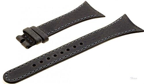 Boccia Original Lederband Armband für Uhr Modell 3161-13