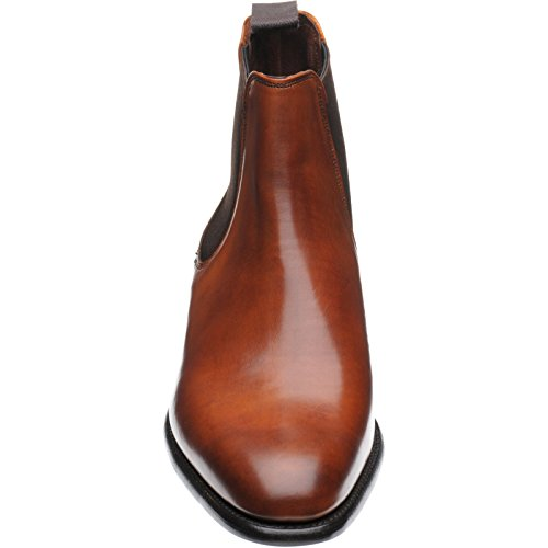 Herring  Herring Wilson, Chukka boots homme Marron - Dark Leaf Calf