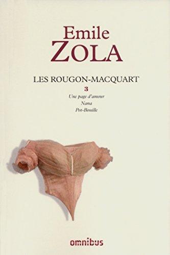 Lire en ligne Les Rougon-Macquart, tome 3 pdf, epub