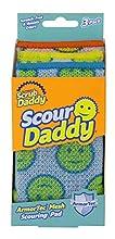 Scrub Daddy Scuour Armortec Écurage en Maille Tampons Assortis Eponge