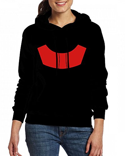 Custom Womens Hooded - Design Cross Hoodies Black