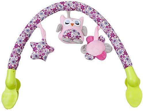 BABYSUN NURSERY Sun Baby b09.002.1.1Rosa Eule Bail mit Spielzeug