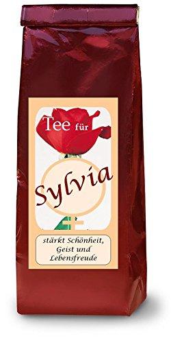 Sylvia-Namenstee-Frchtetee