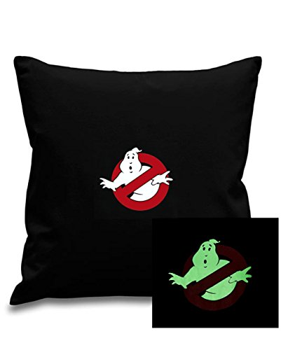 Original Ghostbusters Glow in the Dark Cushion Cover