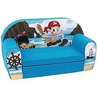 Knorrtoys 68450 68450-Kindersofa Pirat preisvergleich bei kinderzimmerdekopreise.eu