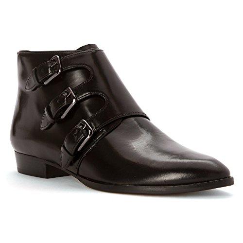 MICHAEL Michael Kors Women's Prudence Flat Bootie Black 37