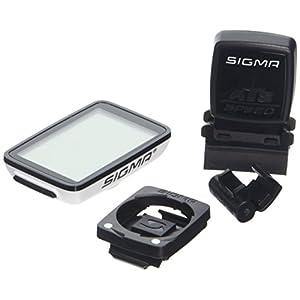 Sigma Pure 1 ATS Trendline Cuentakilómetros Sin Cables Blanco