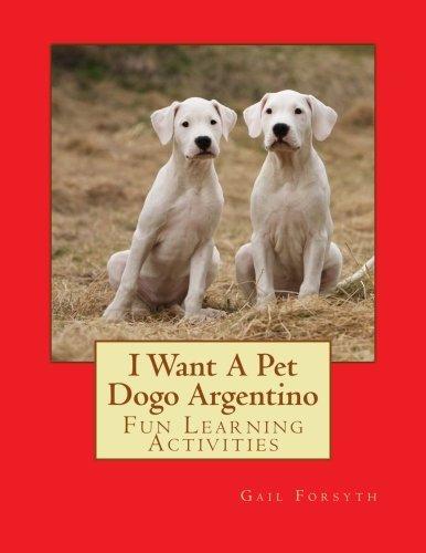 DOGO Argentino Owner