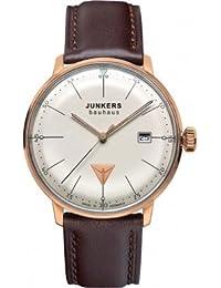 Junkers Herren-Armbanduhr Analog Quarz Leder 60741