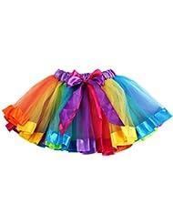 Jupe Tutu Enfant Fantaisie Accessoire Danse Robe Ballet