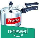 (Renewed) Prestige Nakshatra Aluminium Pressure Cooker, 3 litres