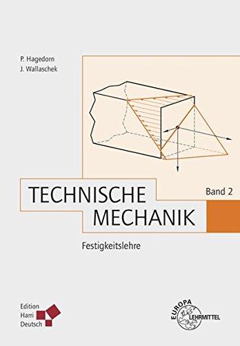 Buchcover: Technische Mechanik Band 2: Festigkeitslehre