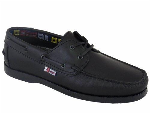 Beppi Chaussures Bateau / Mocassins Homme Noir