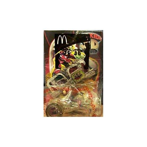 McDonalds Spy Kids 3-D Happy Meal--#1 Carman by McDonald's - Kids 3d Spy