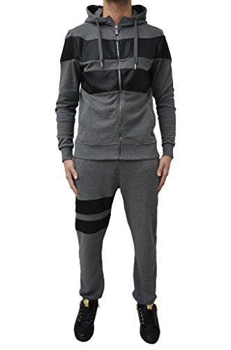 mens-designer-eto-jeans-tracksuit-fleece-regular-fit-joggers-pants-bottoms-zipper-hooded-jacket-hood