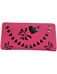 Adiari Fashion Glittering Pink Mobile Pouch Bag For Women For Women