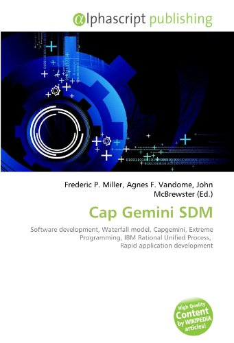 cap-gemini-sdm-software-development-waterfall-model-capgemini-extreme-programming-ibm-rational-unifi