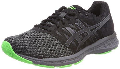 ASICS Herren Gel Exalt 4 T7E0N-9097 Sneaker, Mehrfarbig (Black 001), 45 EU