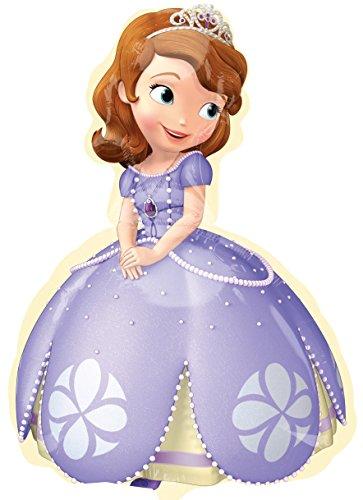 Disney Sofia die erste / the first Folienballon Folien Ballon 66 cm *NEU*OVP* (Sofia Die Erste-ballon)