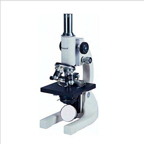 Preisvergleich Produktbild Gowe 1600x Monokular gerade biologisches Mikroskop mit konkave Spiegel 50mm