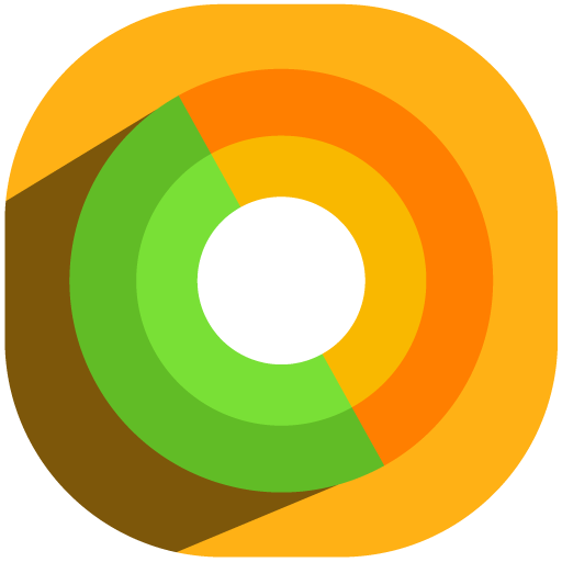 Oreo Launcher 2019 - Icon Pack, Wallpapers, Themes